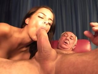 Hot youthful Hussy inhales A Monstrous rod Of elder statesman parent freeporn