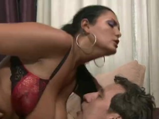 Chunky Latino old lady Makes parent To squeal With delectation Analdin 02.11.2017 sextube